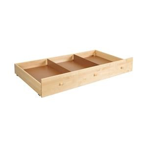 Trundle Storage in Natural