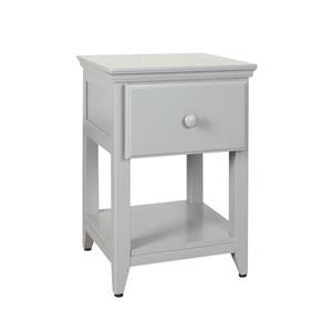 Night Stand in Grey