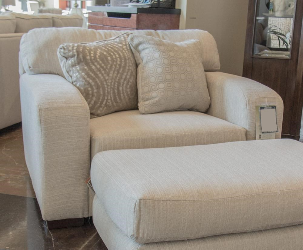Jackson Furniture Serena Chair & A Half - Item Number: 2276-01 2747-21