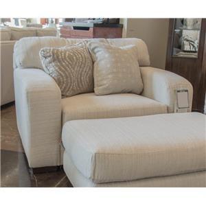 Jackson Furniture Serena Chair & A Half