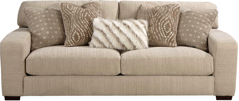 Jackson Furniture Serena Sofa - Item Number: 2276-03 2747-21