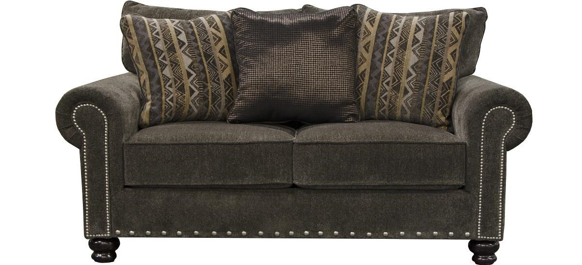 Jackson Furniture Avery Loveseat - Item Number: 3261-02 1724-38 2345-38 2346-08