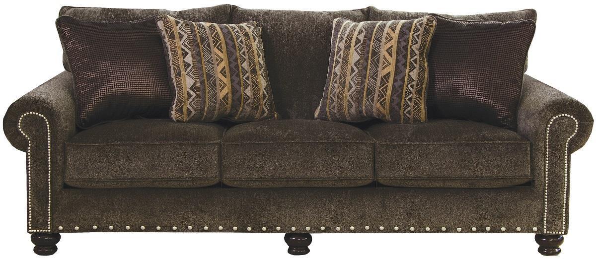 Jackson Furniture Avery Sofa - Item Number: 3261-03 1724-38 2345-38 2346-08