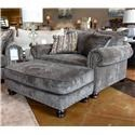 Jackson Furniture Avery Chair and Ottoman - Item Number: GRP-3261-CO