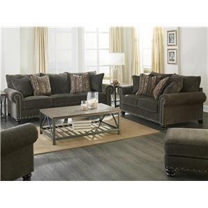 Jackson Furniture Avery Sofa & Loveseat