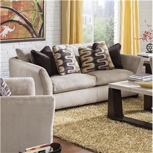 Jackson Furniture Brighton Loveseat