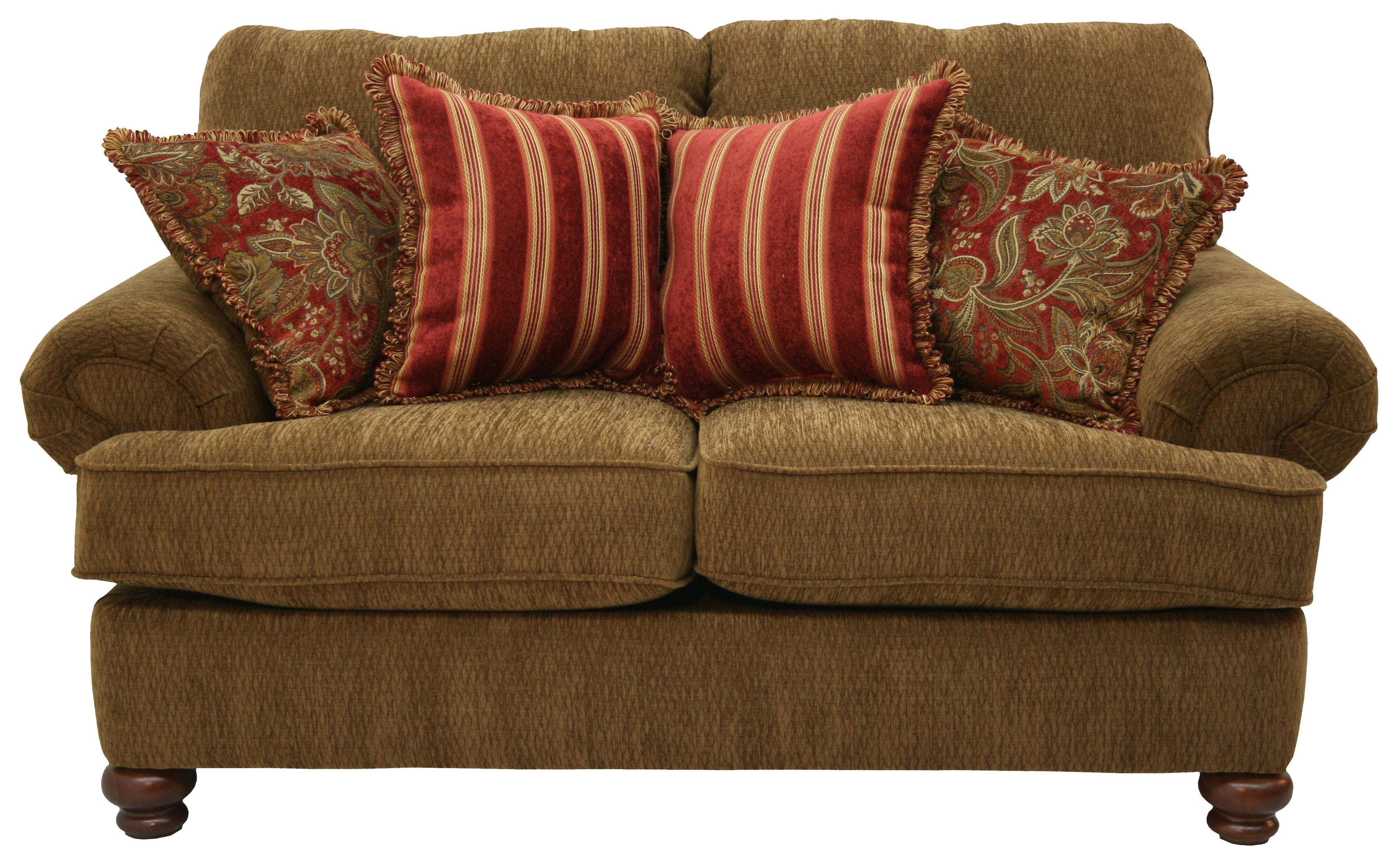 Jackson Furniture Belmont Loveseat - Item Number: 4347-02