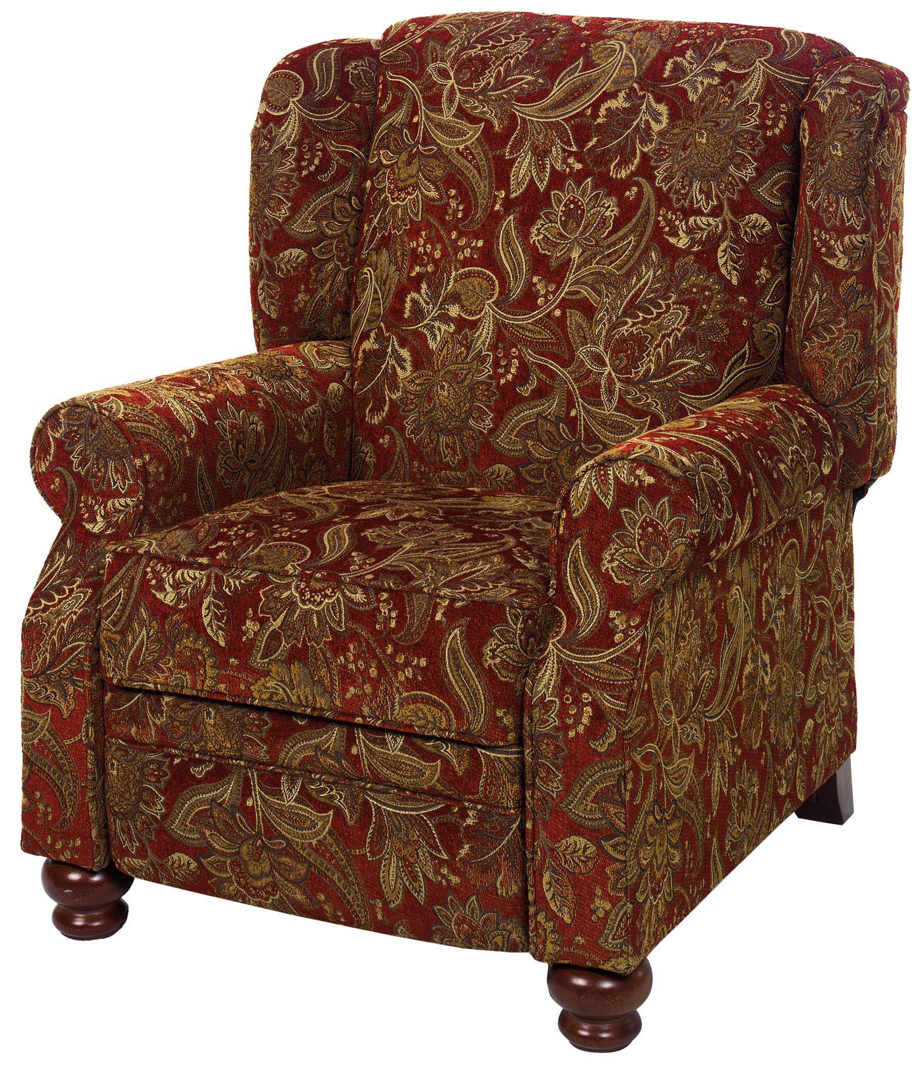 Jackson Furniture Belmont High Leg Recliner - Item Number: 4347-11