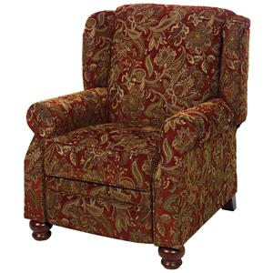 Jackson Furniture Belmont High Leg Recliner
