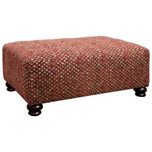 Jackson Furniture Southport Cocktail Ottoman