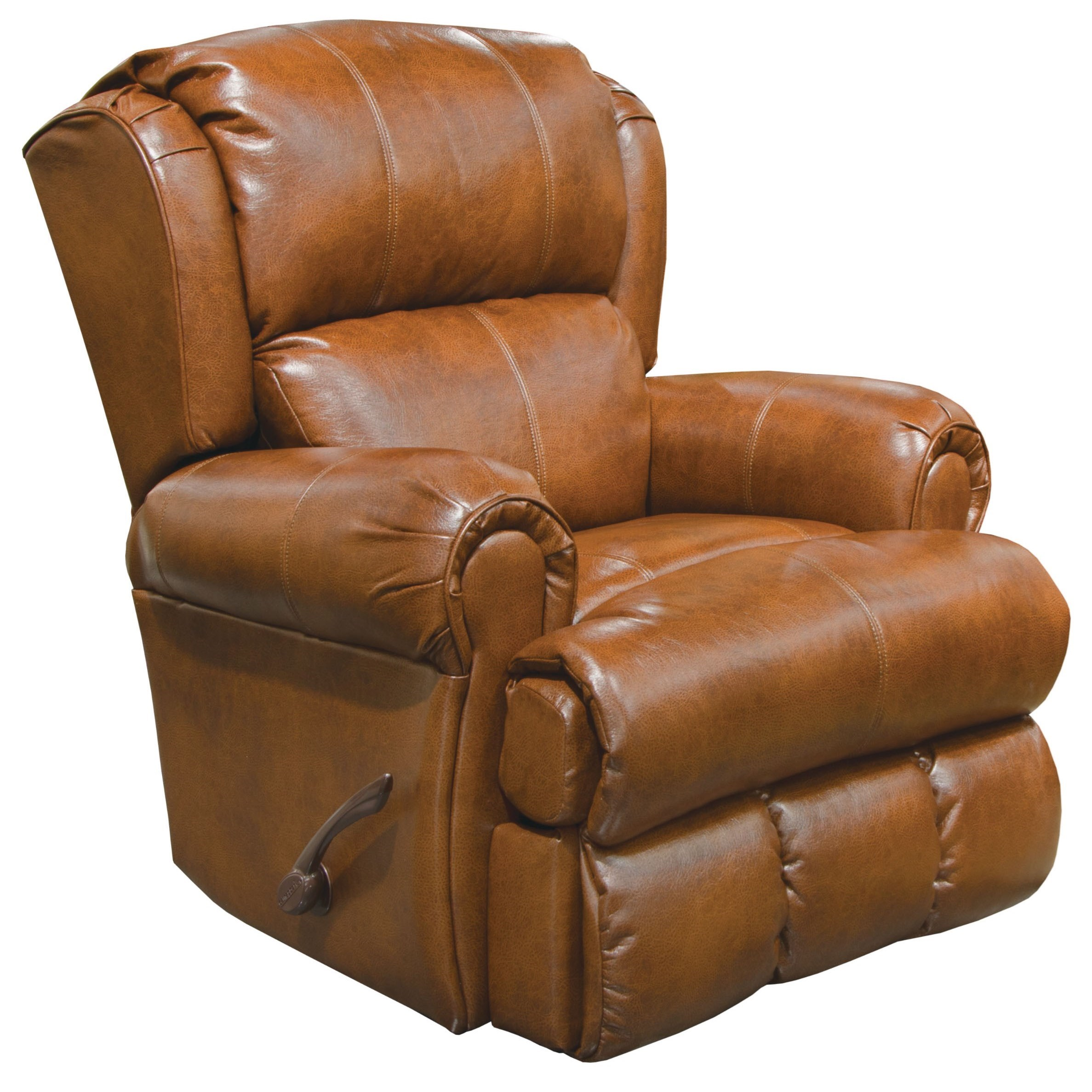 Jackson Furniture Southport Glider Recliner - Item Number: 436711-Chestnut