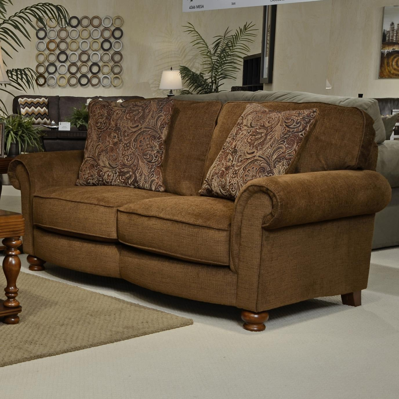 Jackson Furniture Sinclar Loveseat - Item Number: 4384-02-2906-59