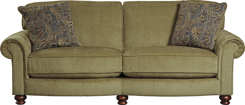 Jackson Furniture Downing Sofa  - Item Number: 4384-03-2906-35