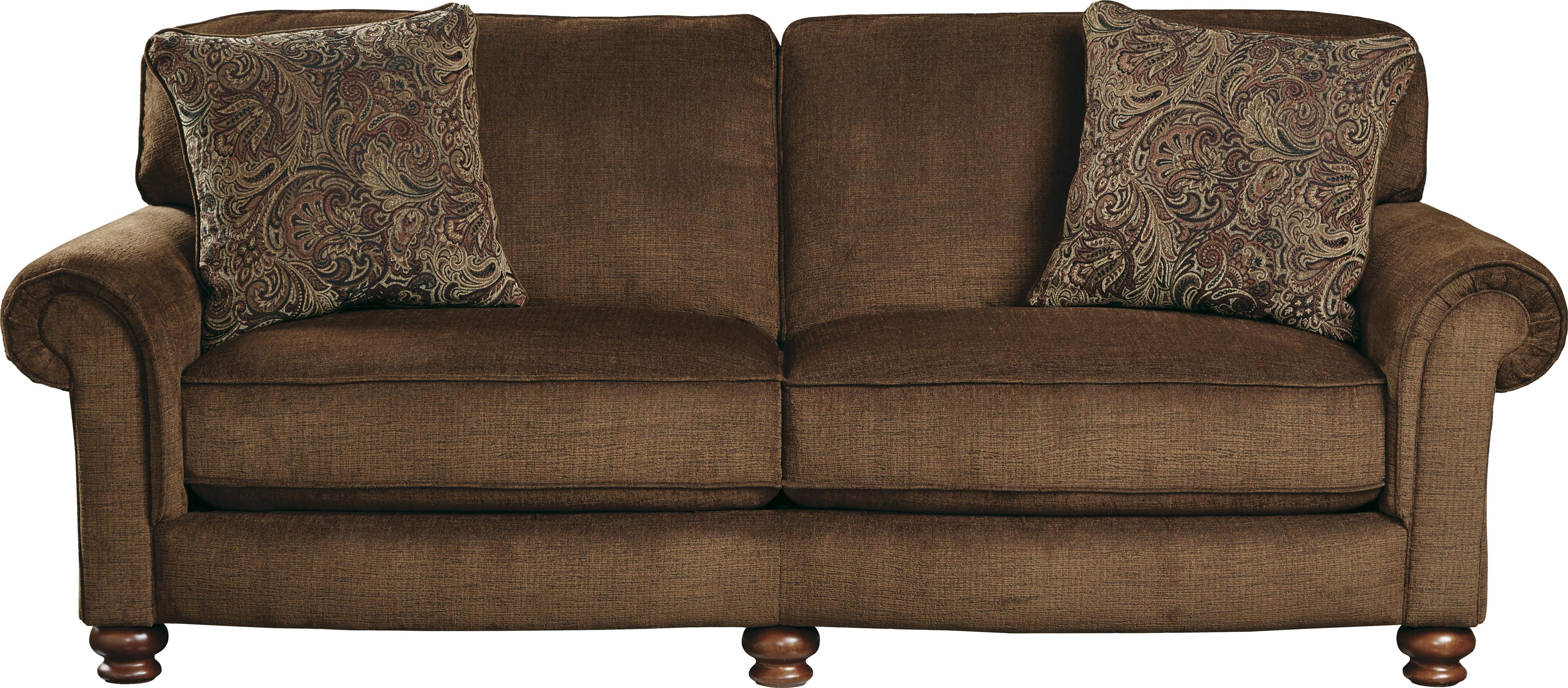 Jackson Furniture Sinclar Sofa  - Item Number: 4384-03-2906-59