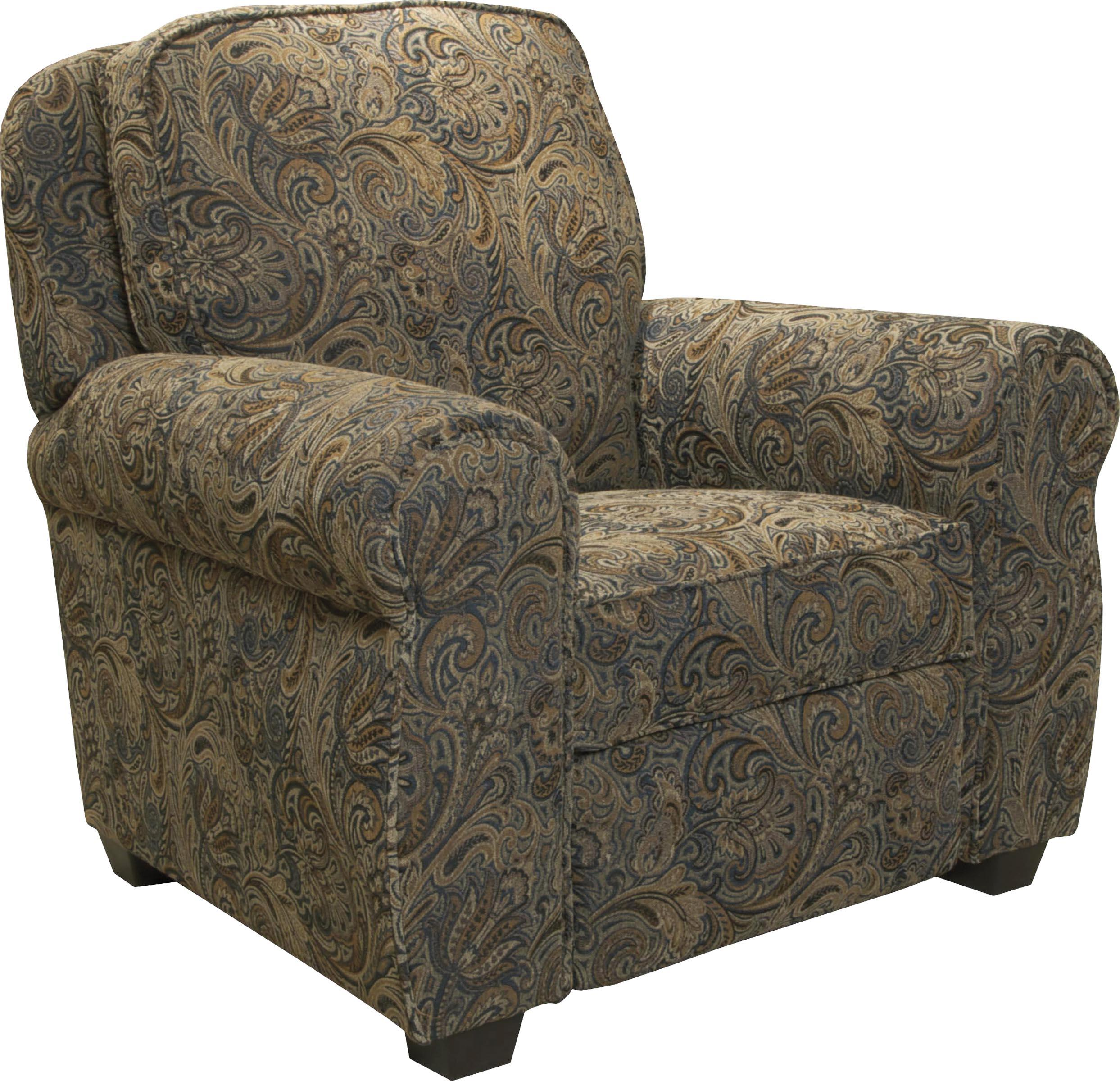 Jackson Furniture Downing Press Back Recliner - Item Number: 4384-11-2907-35