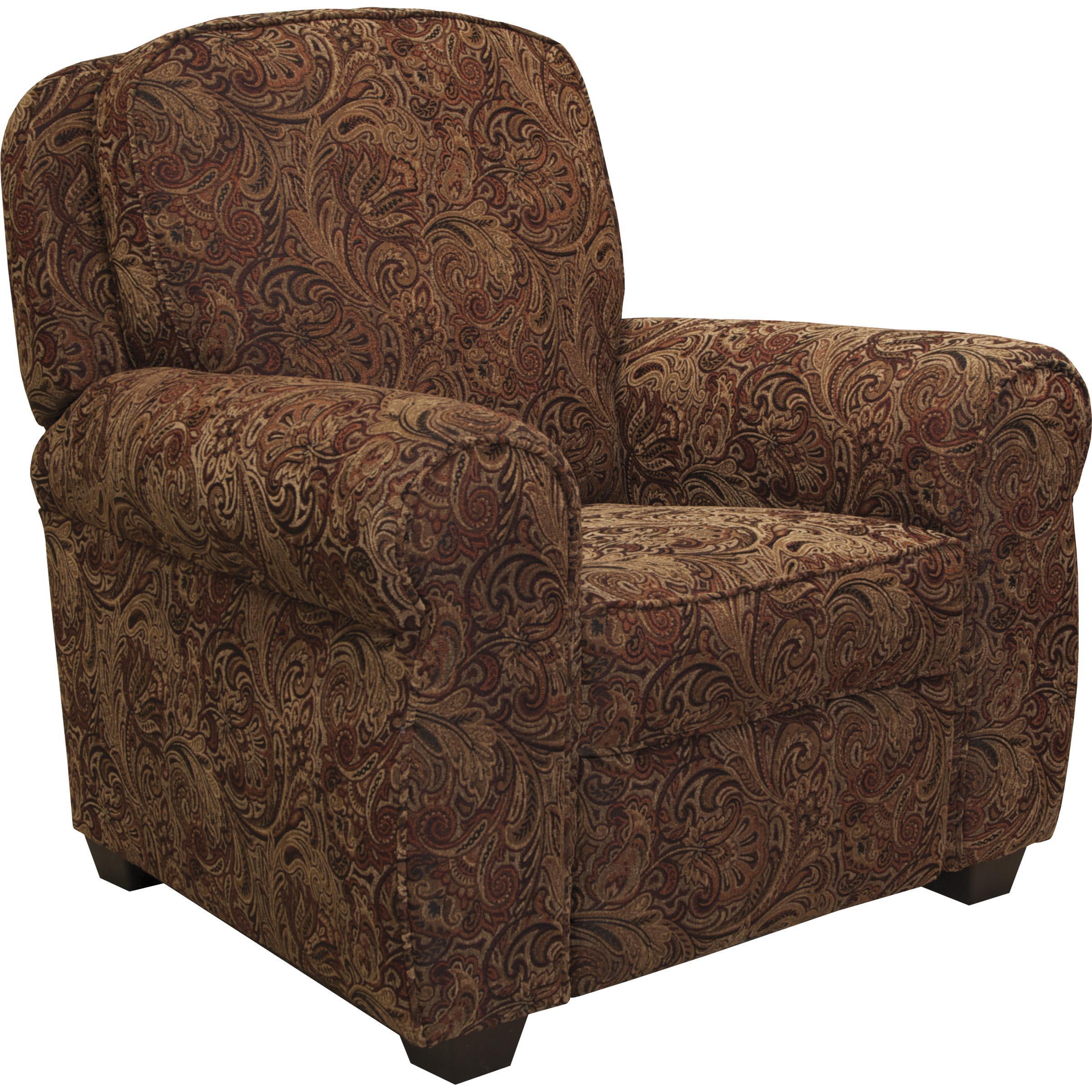 Jackson Furniture Downing Press Back Recliner - Item Number: 4384-11-2907-59