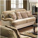 Jackson Furniture Brennan Loveseat - Item Number: 4438-02-2697-26