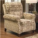Jackson Furniture Brennan Reclining Chair - Item Number: 4438-11-2698-26