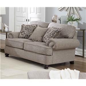 Jackson Furniture Freemont Loveseat