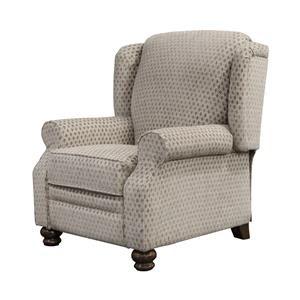 Jackson Furniture Freemont Push Back Recliner