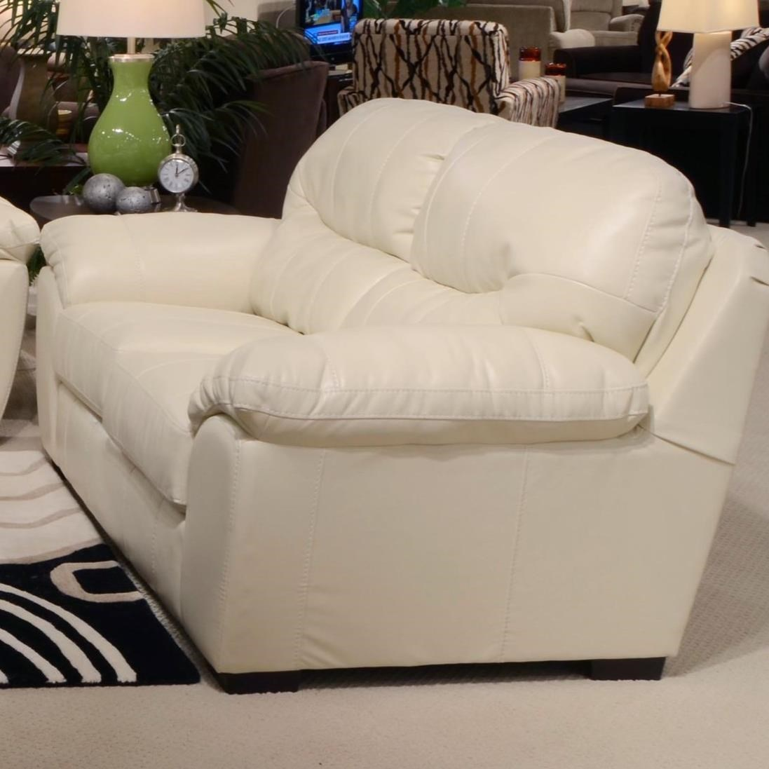 Jackson Furniture Grant Loveseat - Item Number: 4453-02-1262-01-3062-01