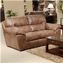 Jackson Furniture Grant Loveseat - Item Number: 4453-02-Silt