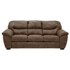 Jackson Furniture Grant Faux Leather Sofa