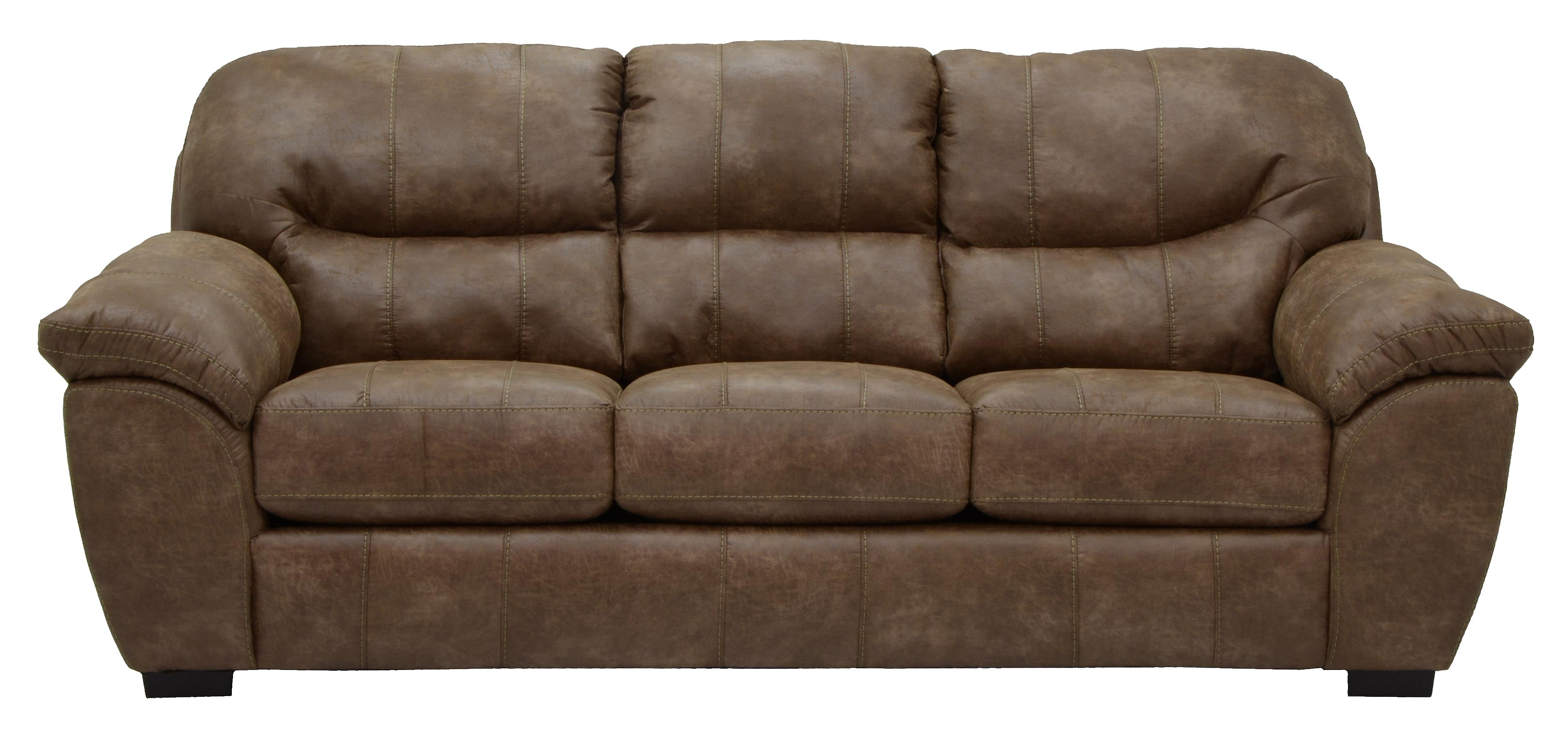 Jackson Furniture Grant Sleeper Sofa - Item Number: 4453-04-Silt