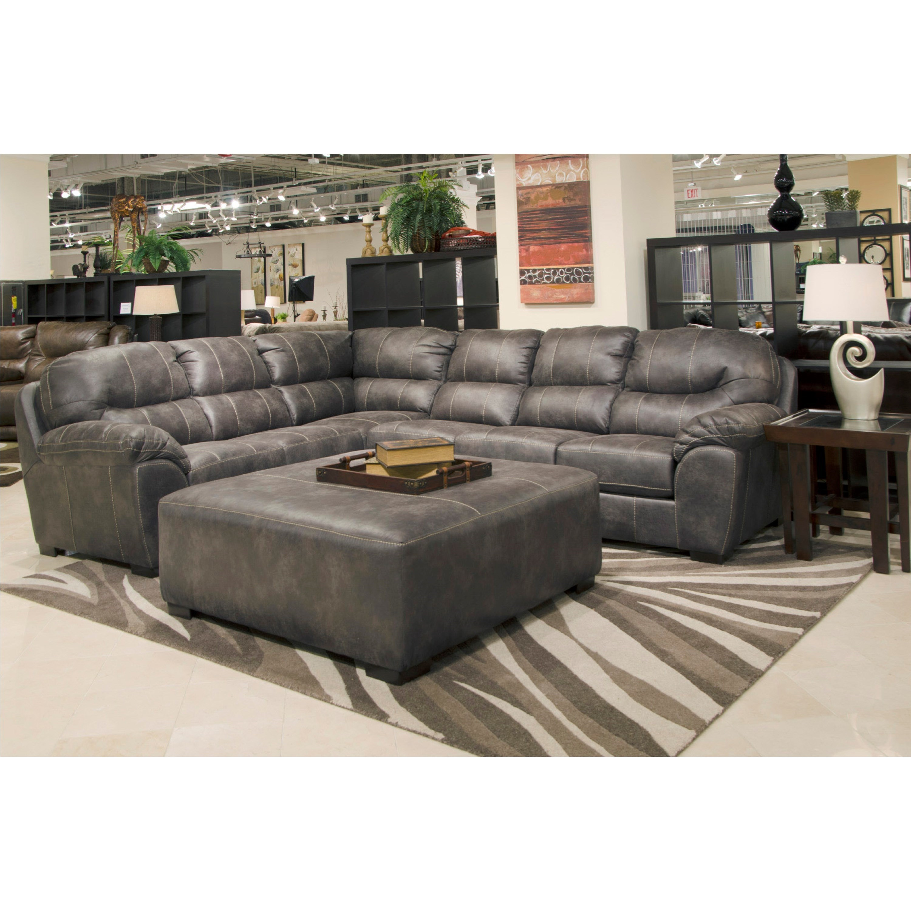 Jackson Furniture Grant Sectional Sofa Gill Brothers Furniture Sectional Sofas