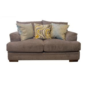 Jackson Furniture Crompton Pewter Loveseat