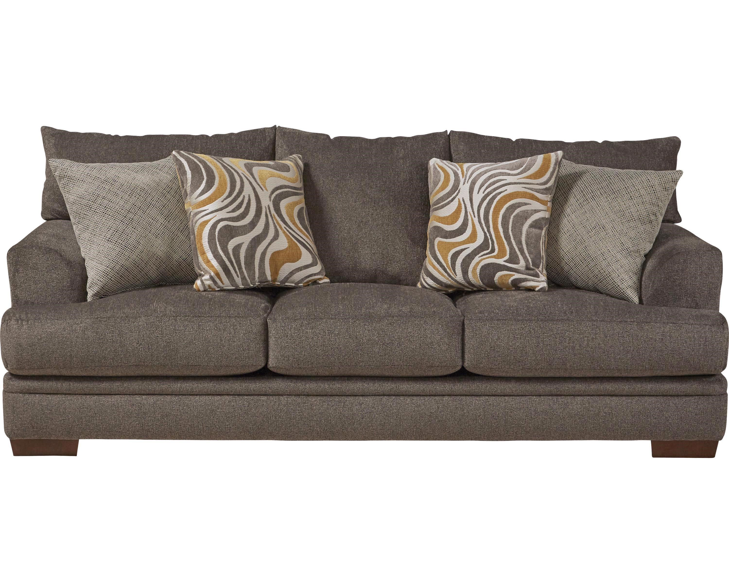 Jackson Furniture Crompton Pewter Sofa Great American Home Store