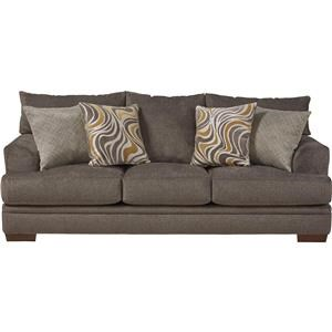 Jackson Furniture Crompton Pewter Sofa