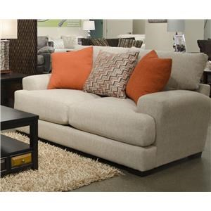 Etonnant Jackson Furniture Ava Cashew 4498 02,1796 36/2870 24/2869 24/2901 48  Loveseat | Great American Home Store | Love Seats