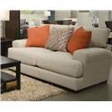 Jackson Furniture Ava Cashew Loveseat - Item Number: 4498-02 1796-36