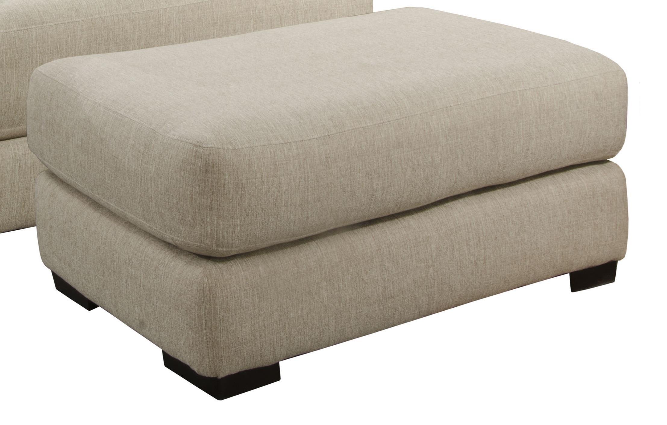 Jackson Furniture Ava Cashew Ottoman - Item Number: 4498-10 1796-36