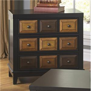 Jackson Furniture 857 Tables Accent Chest