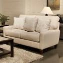Jackson Furniture Ackland Loveseat - Item Number: 3156-02-1642-16