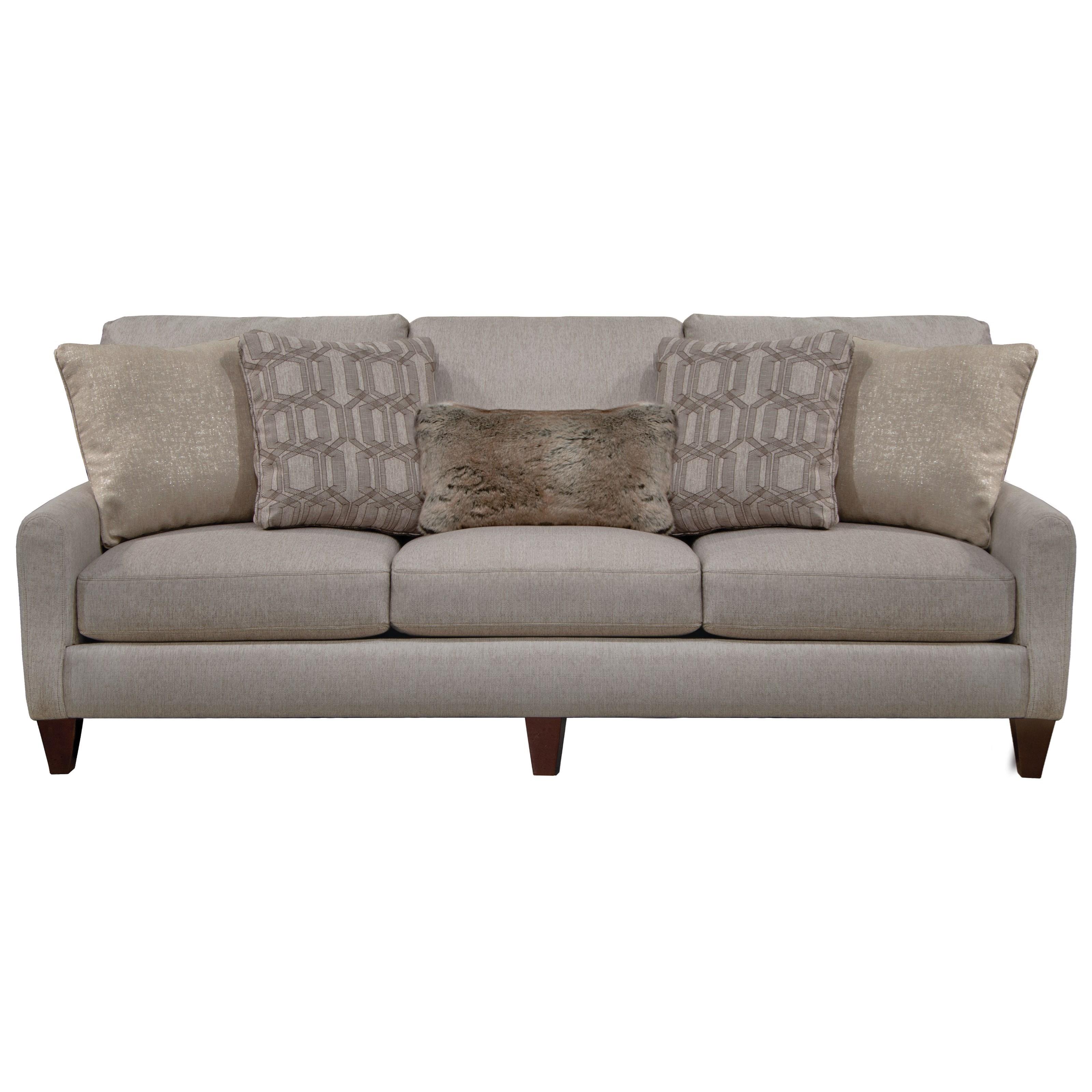 Jackson Furniture Ackland Sofa with USB Port - Item Number: 3156-13-1642-19