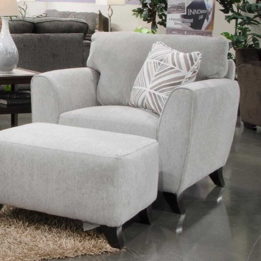 Alyssa Chair by Jackson Furniture at Zak's Warehouse Clearance Center