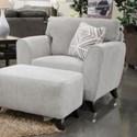 Jackson Furniture Alyssa Chair - Item Number: 4215-01-2072-18-2073-28