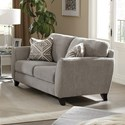 Jackson Furniture Alyssa Loveseat - Item Number: 4215-02-2072-19-2073-28