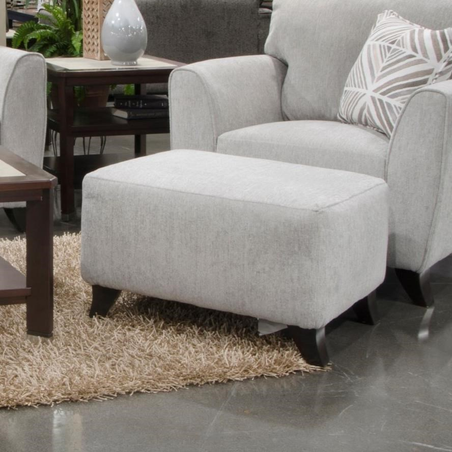 Pebbles Ottoman by Jackson Furniture at EFO Furniture Outlet
