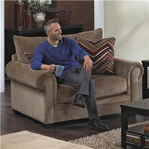 Jackson Furniture Anniston Oversized Chair