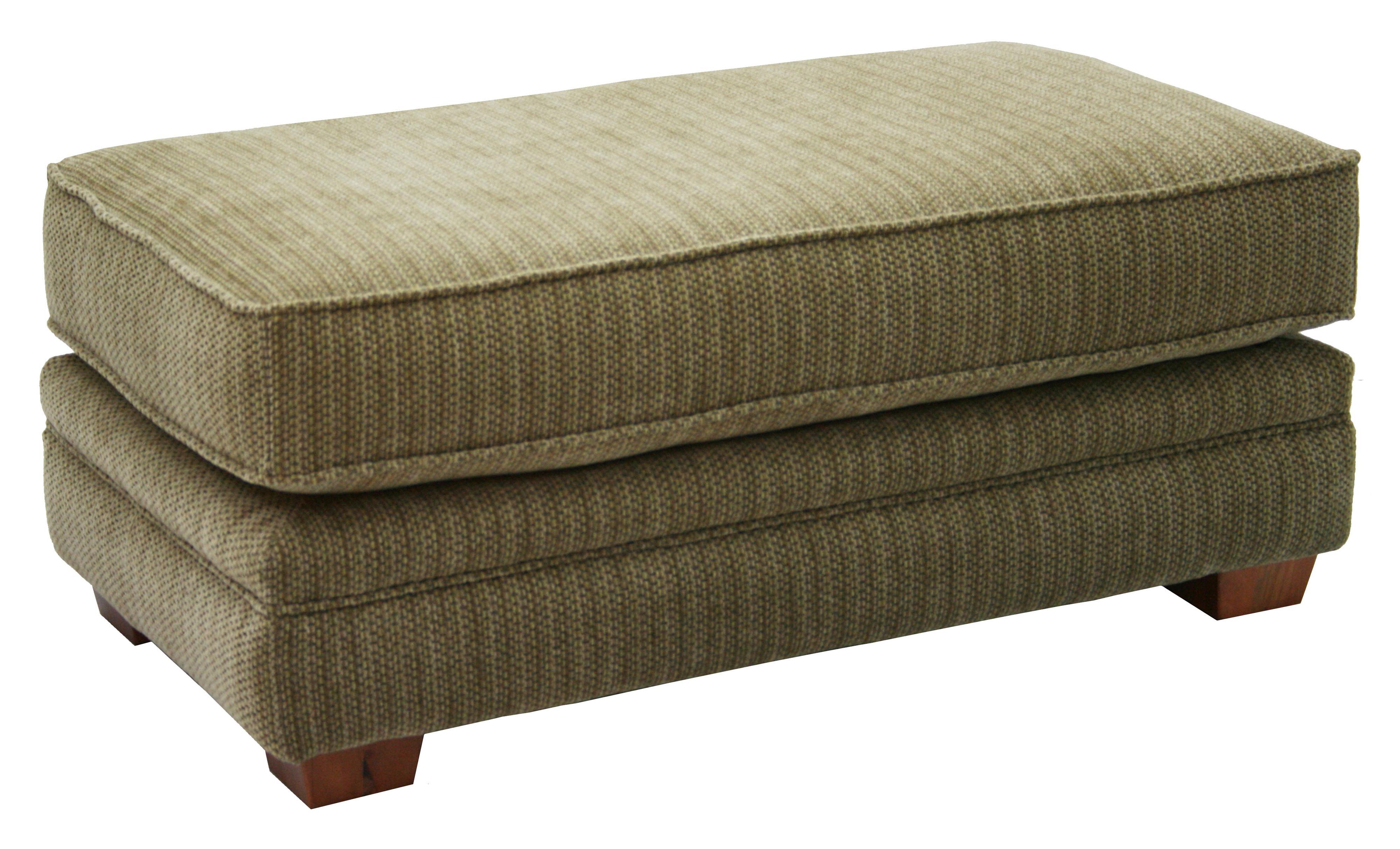 Jackson Furniture Anniston Ottoman - Item Number: 4342-10