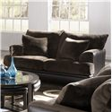Jackson Furniture Barkley  Loveseat - Item Number: 4442-02 2334-09-1216-09