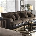 Jackson Furniture Barkley  Sofa - Item Number: 4442-03 2334-09-1216-09