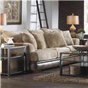 Jackson Furniture Barkley  Sofa - Item Number: 4442-03 2334-26