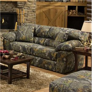 Jackson Furniture Big Game Camouflage Sofa