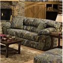 Jackson Furniture Big Game Camouflage Sleeper Sofa - Item Number: 3206-04