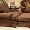 Jackson Furniture Braddock Chair - Item Number: 4238-01 Espresso